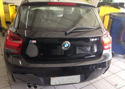 Conserto de Air Bag da BMW 125i - Guia Norte Auto Center (1)