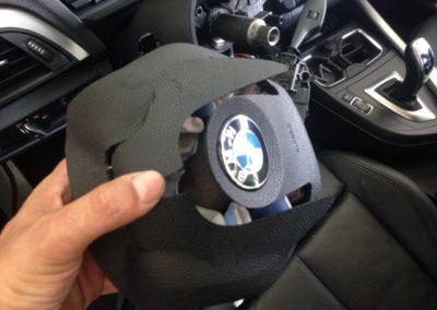 Conserto de Air Bag da BMW 125i - Guia Norte Auto Center (2)