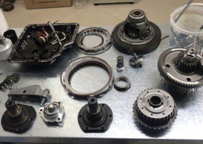 Cambio Automatico do Audi - Conserto e Manutencao - Guia Norte (2)