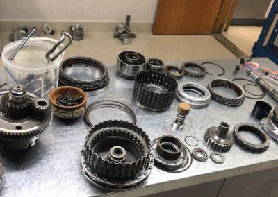 Cambio Automatico do Audi - Conserto e Manutencao - Guia Norte (3)