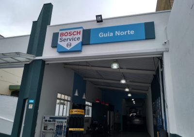 Bosh Car Service - Guia Norte Auto Center - 3